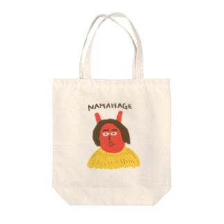 なまはげ Tote Bag