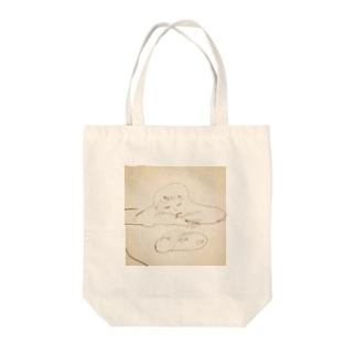 in a dream Tote bags