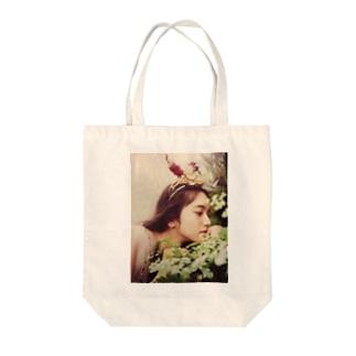 小松菜奈 Tote bags