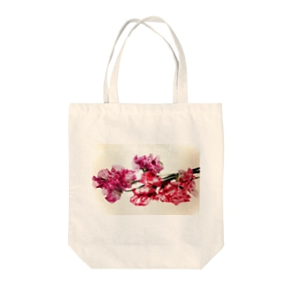 スイトピー Tote bags