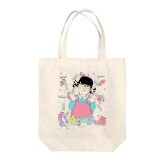 いそべちゃん(アイドル) Tote bags