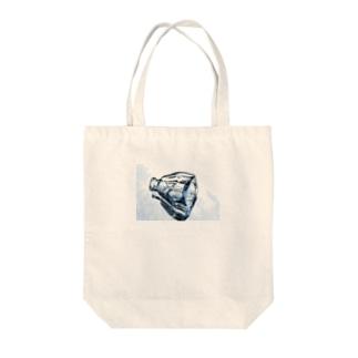 水の断章 Tote bags