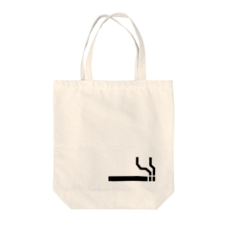 タバコ Tote bags