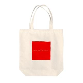 temptation Tote bags