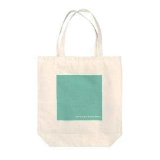 maru_batsu_mint Tote bags