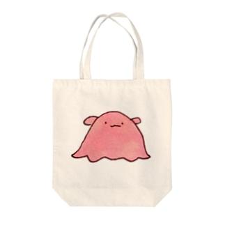 メンダコもどき Tote bags