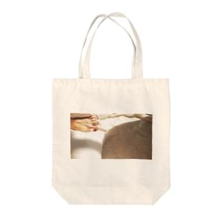 昼下がりの情事 Tote bags