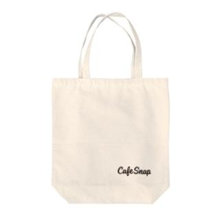 CafeSnap Tote bags