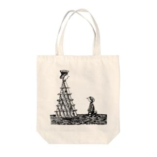 トランプ王女 Tote bags