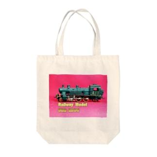 鉄道模型:スイスのSL Tote bags