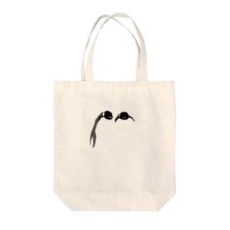 コウテイペンギン Tote bags