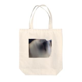 柴犬ラッピー Tote bags