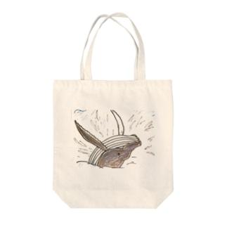 ブリーチングざとう Tote bags