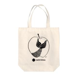 【CAFE Kiitos × Mika Itoh】シリーズ vol.1 Tote bags