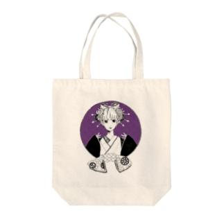 japan-p Tote bags
