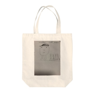 leader and  brothers Tote bags