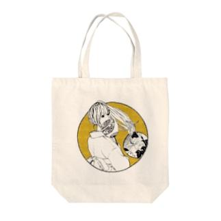 japan-y Tote bags