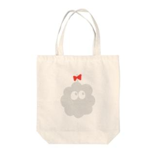 mokumoku Tote bags