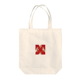 my first item Tote bags