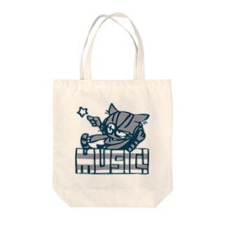 MUSIC! Tote bags