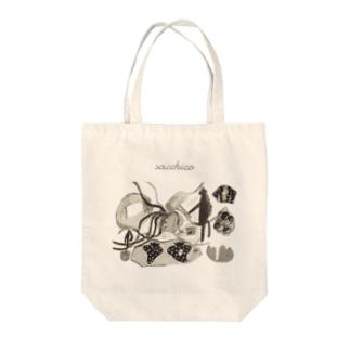 うたまるくん bag Tote bags