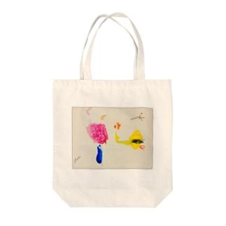 フィガロの結婚 Tote bags