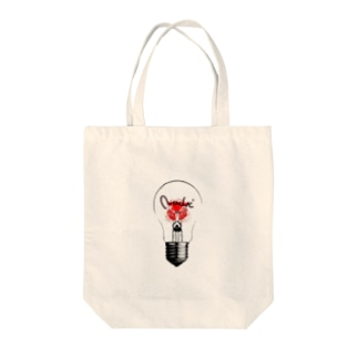 Nachi officialsite ロゴ Tote bags
