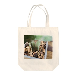 コルク Tote bags