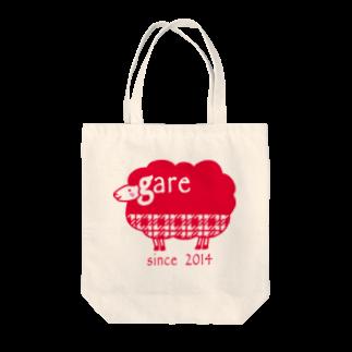 hodocoのガレリー 赤 Tote bags