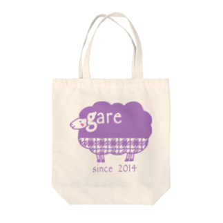 hodocoのガレリー ラベンダー Tote bags