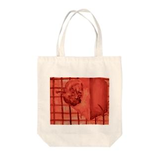 道草 Tote bags