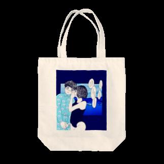 こんぶだいすきのDT Tote bags