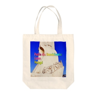 ポルトガル:発見のモニュメント Portugal: Padrão dos Descobrimentos / Monument of the Discoveries Tote bags
