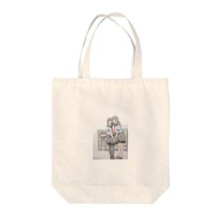 小原 泰彦のgirl Tote bags