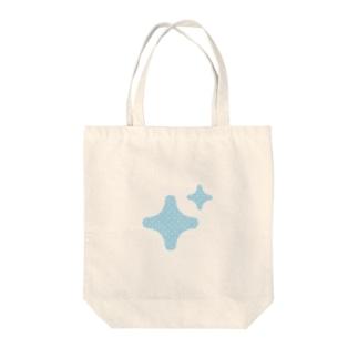 きらりん Tote bags
