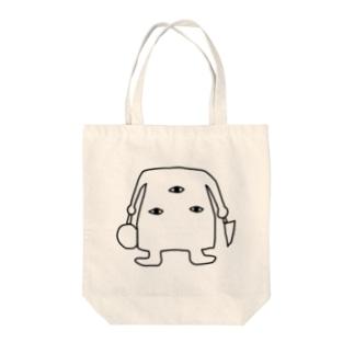 三つ目 Tote bags