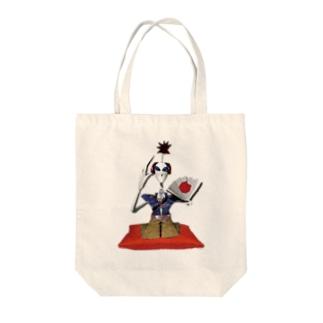 天才天界キャラクターグッズ Tote bags