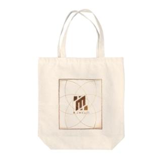 ちょっとおしゃれなMintollロゴトートバッグ Tote bags