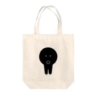 まりもちゃん Tote bags