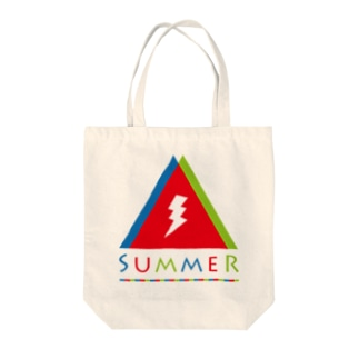 mountains day Tote bags