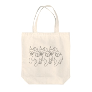 🐕🐩 Tote bags