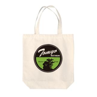 豆苗レコード Tote bags