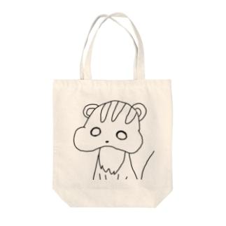 リス 大 Tote bags