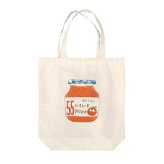 アマハタ55マーマレード Tote bags