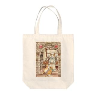 グランマのシュトーレン Tote bags
