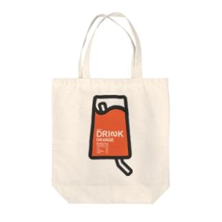DRINK itemline(001B) Tote bags