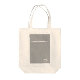 A coffee shop outside the town 2019 Tote bags
