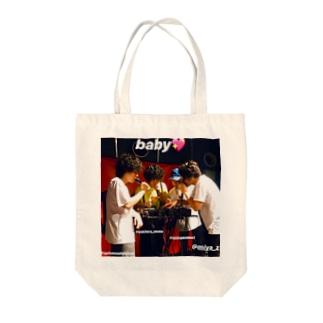 新日本babyトートバッグ Tote bags