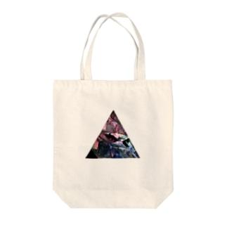 PENGUIN▲ pikshmi×JKS Tote bags