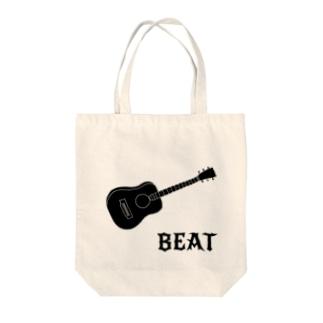 BEAT Tote bags